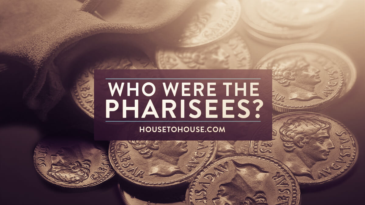 the pharisees John macarthur answers some of the most-asked questions about jesus including about the group of religious leaders called the pharisees.