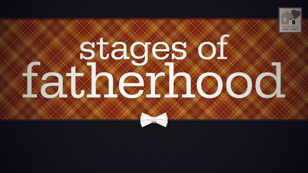 Home Parenting Fathers Stages of Fatherhood