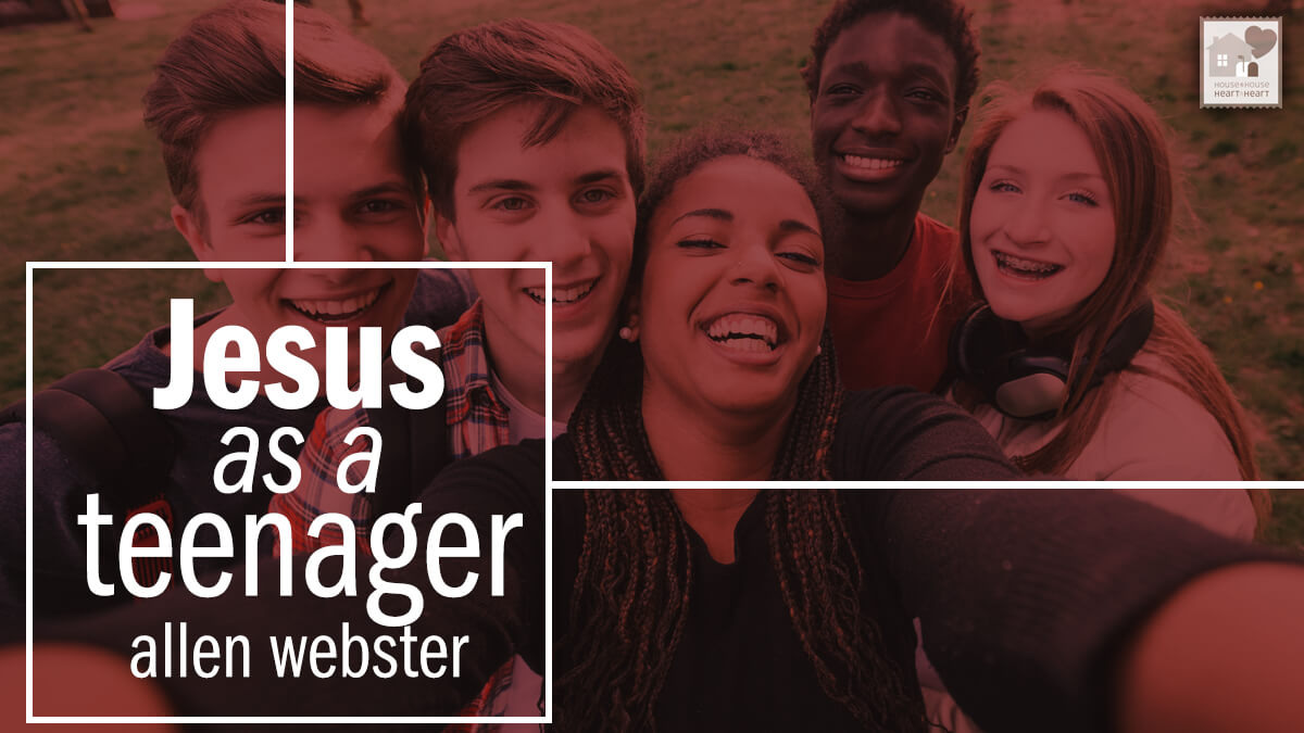 Jesus Speaks to Teens