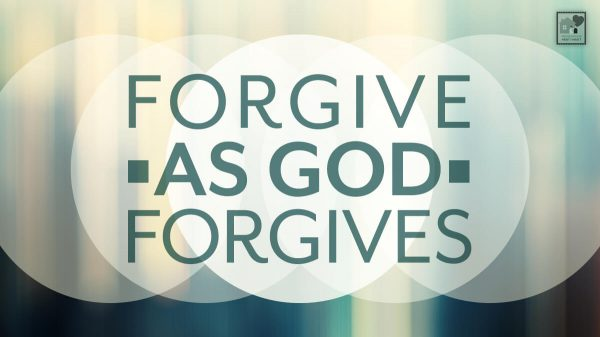 Forgive, as God Forgives